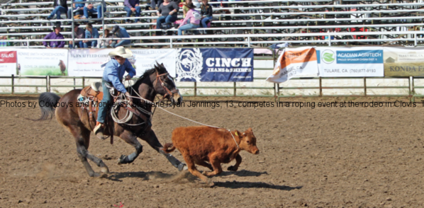 Ryan Jenning rodeo